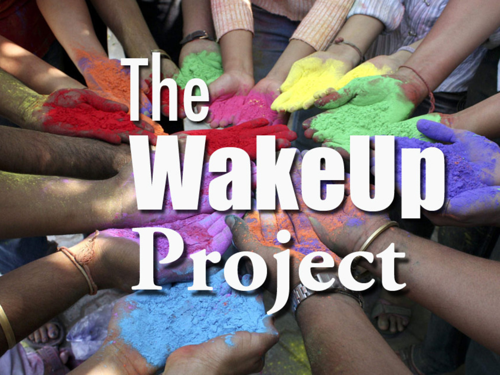 The WakeUp Project's video poster