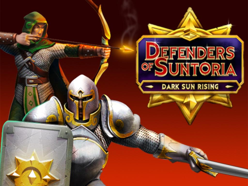 Defenders of Suntoria: Dark Sun Rising (Canceled)'s video poster