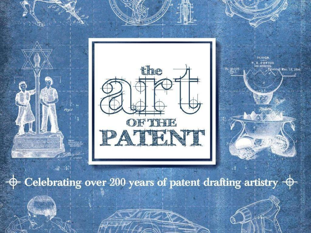 The Art of the Patent's video poster