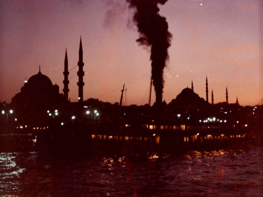 """""""The Bosphorus Dogs,"""" a novel by Rafi Zabor's video poster"""
