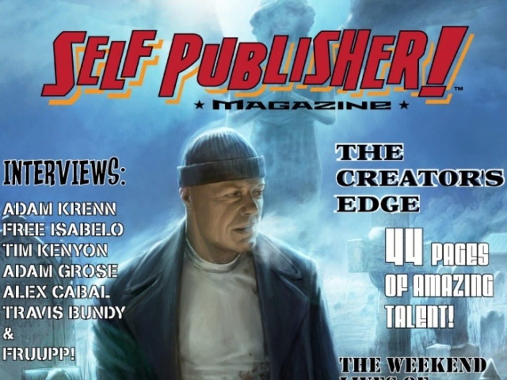 Self Publisher SPACE Giveaway (Canceled)'s video poster