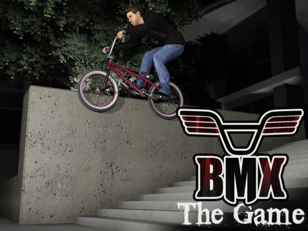 BMX The Game's video poster