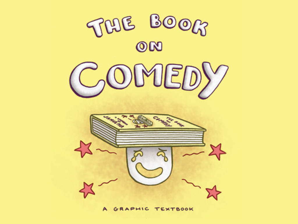 The Book on Comedy - 3rd time's a fail.'s video poster