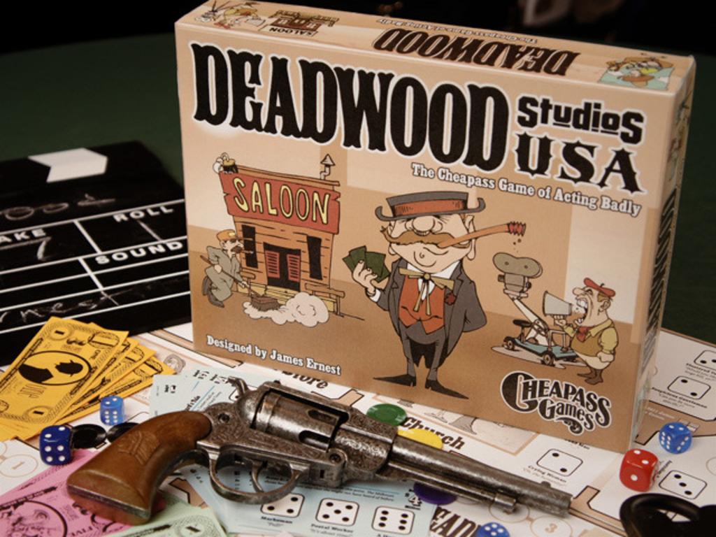 Deadwood Studios USA's video poster
