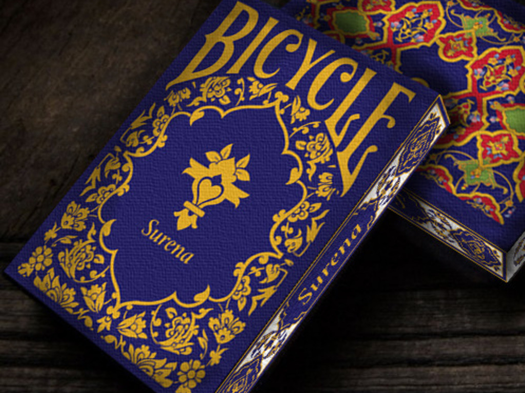 Surena: The Persian Bicycle Playing Cards - USPCC's video poster
