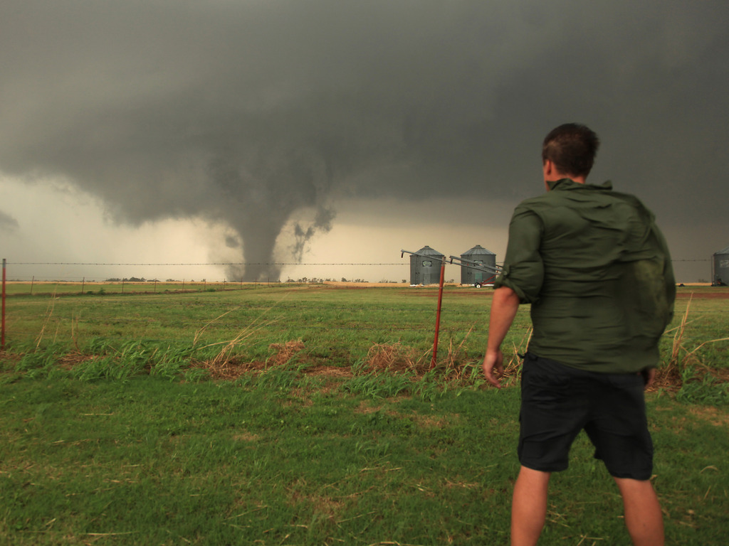 Tornado Chasers's video poster