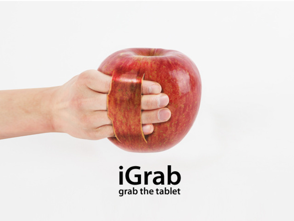 iGrab - The best accessory for TABLET (Canceled)'s video poster