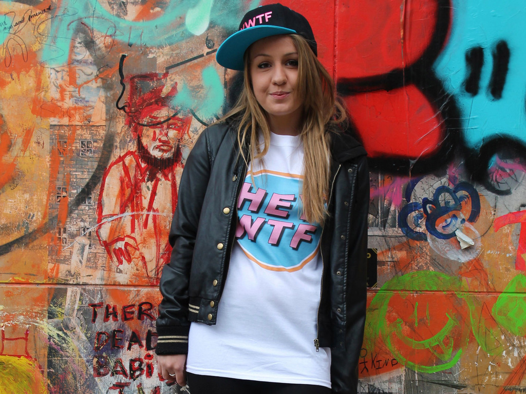 Launch the HEY WTF Records Clothing Line!'s video poster
