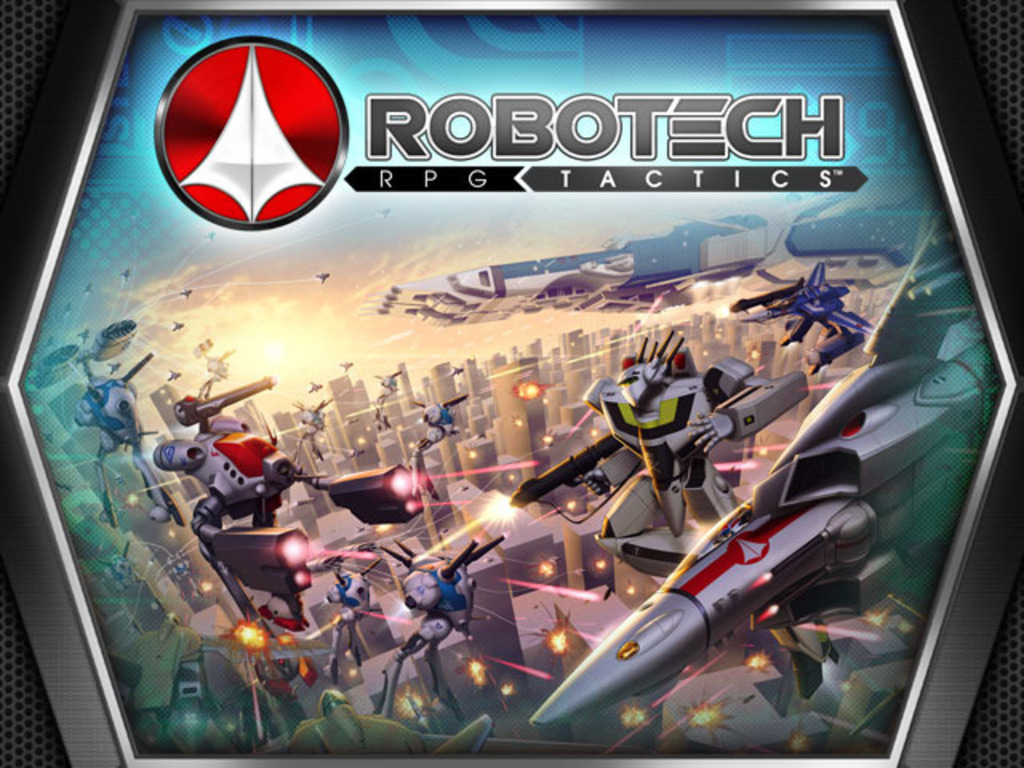 Robotech® RPG Tactics™'s video poster