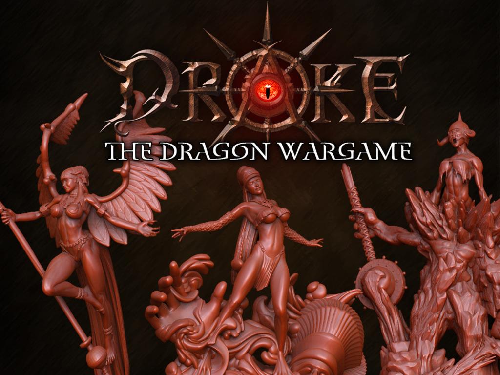 Drake: The Dragon Wargame's video poster