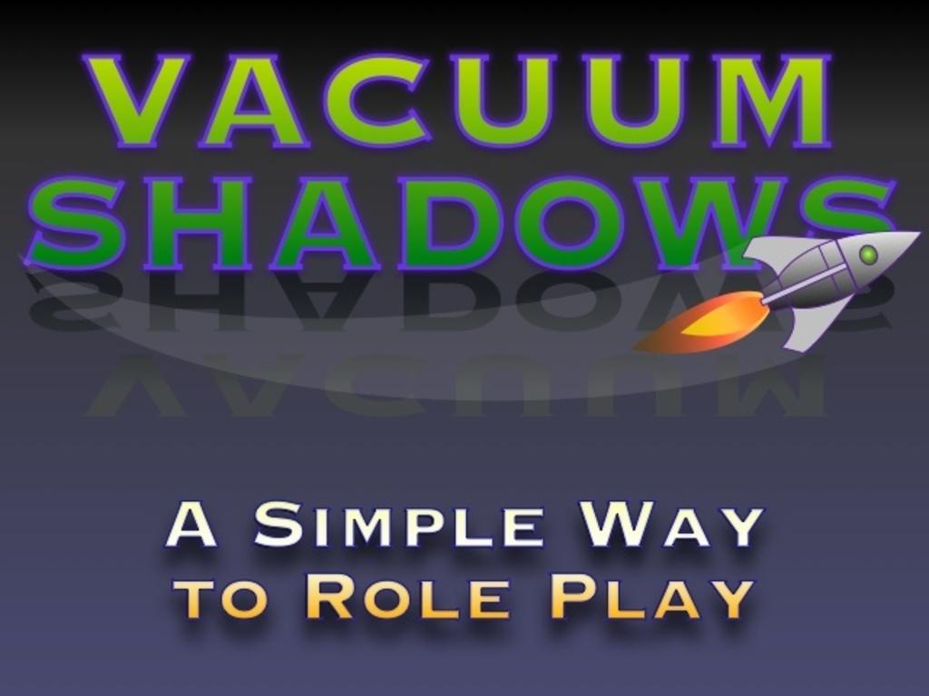 Vacuum Shadows RPG's video poster