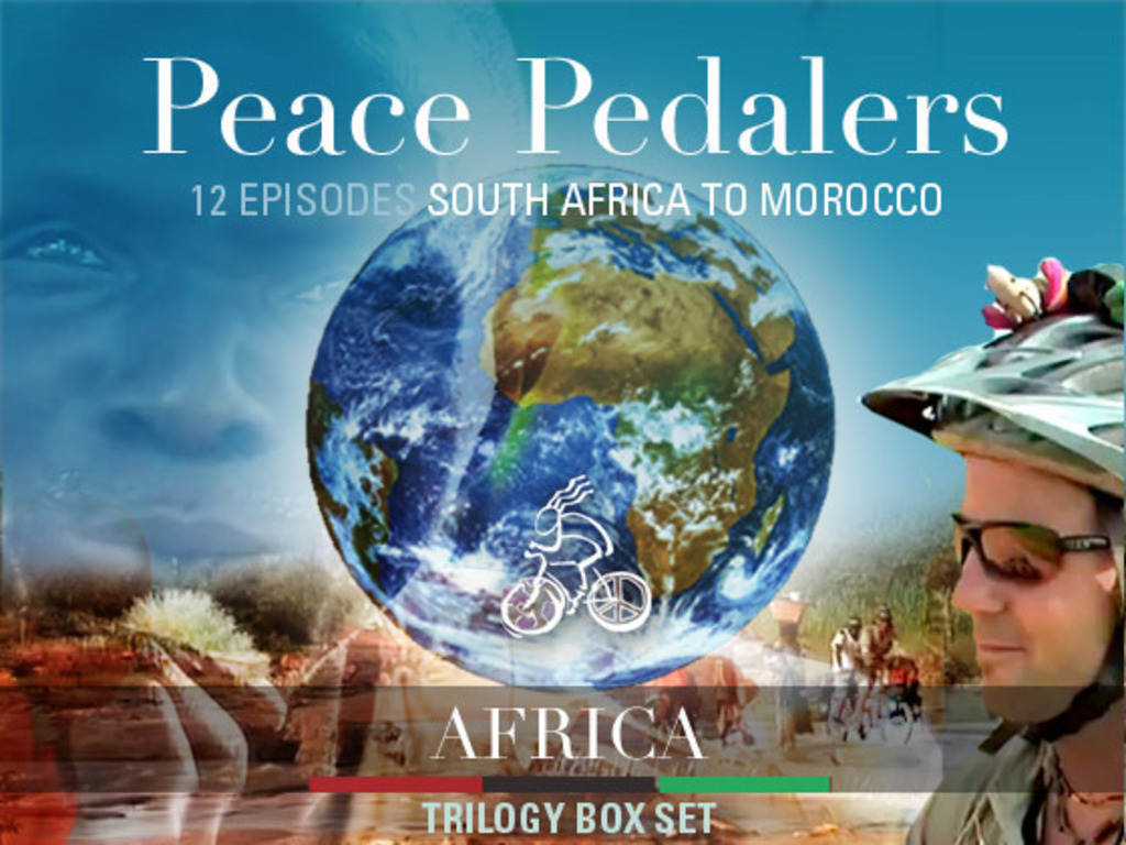 Peace Pedalers: Africa.  A Documentary Series's video poster