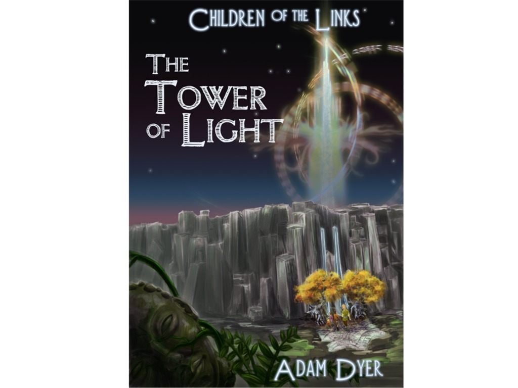 The Tower of Light's video poster