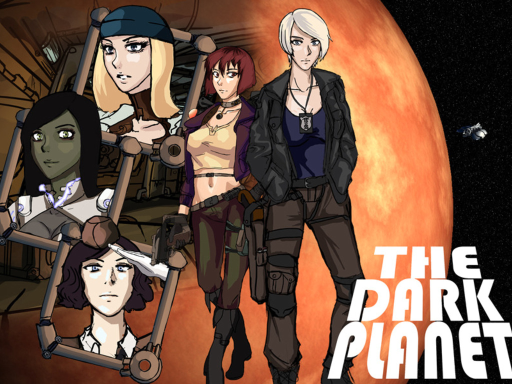 Aching Dreams 3: The Dark Planet's video poster