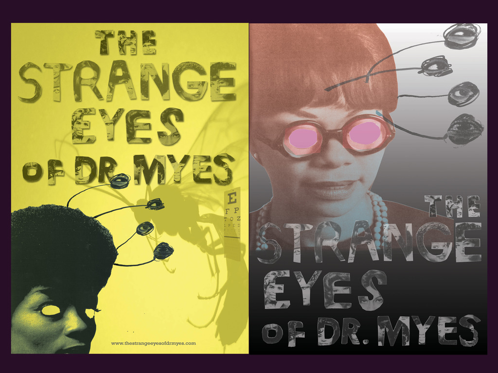 The Strange Eyes of Dr. Myes's video poster