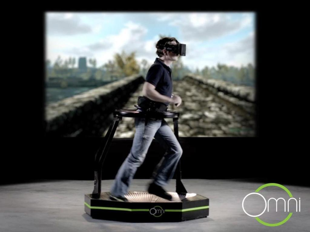 Omni: Move Naturally in Your Favorite Game's video poster