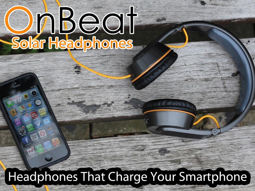 OnBeat - Solar Headphones (Canceled)'s video poster