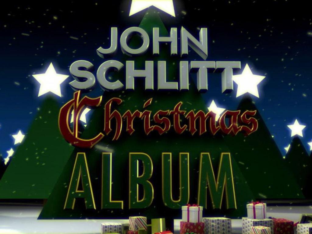 John Schlitt: The Christmas Project's video poster