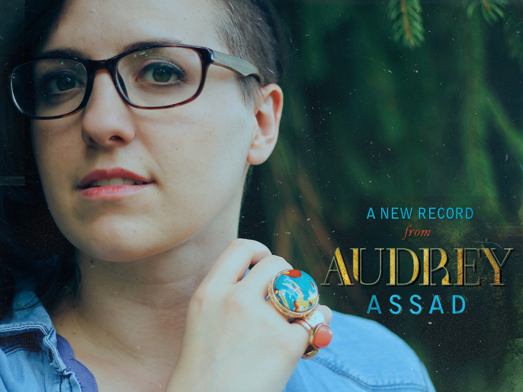 Audrey Assad's First Indie Record!'s video poster