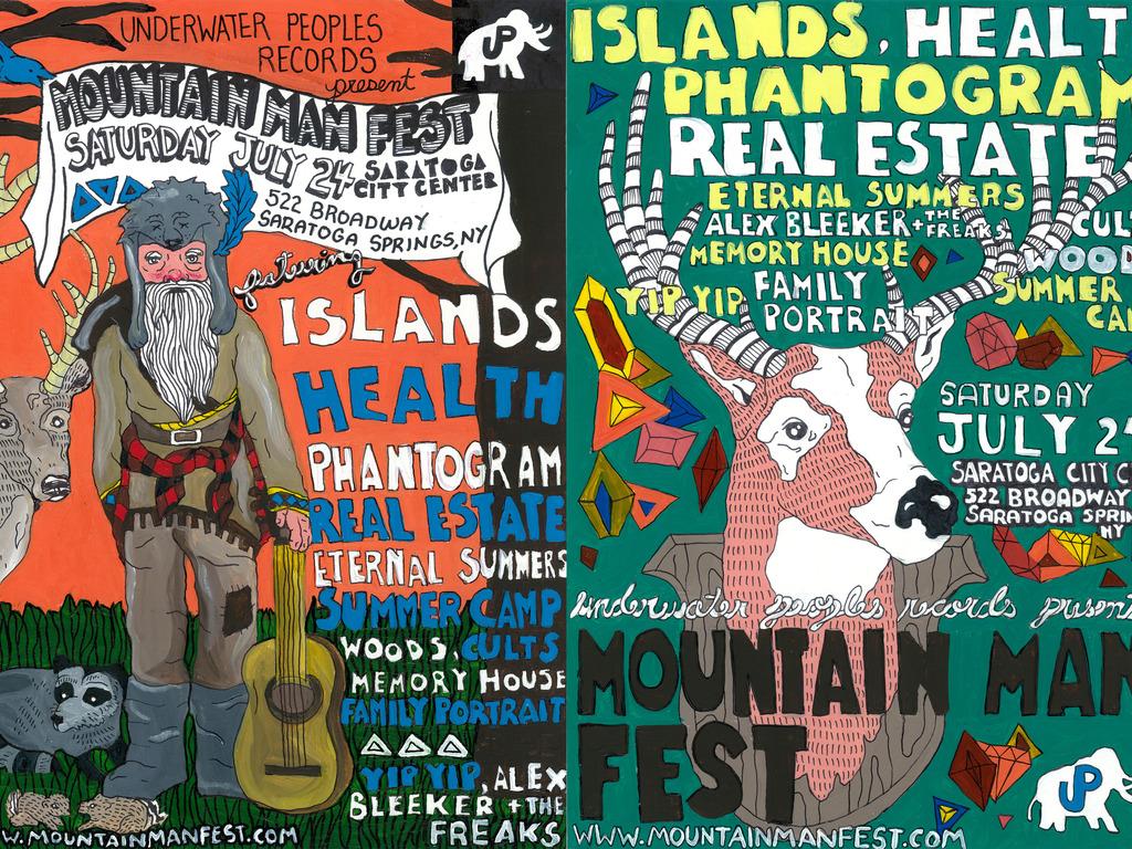 Mountain Man Fest's video poster