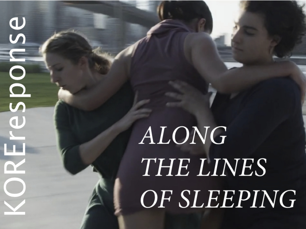 Along the lines of sleeping's video poster