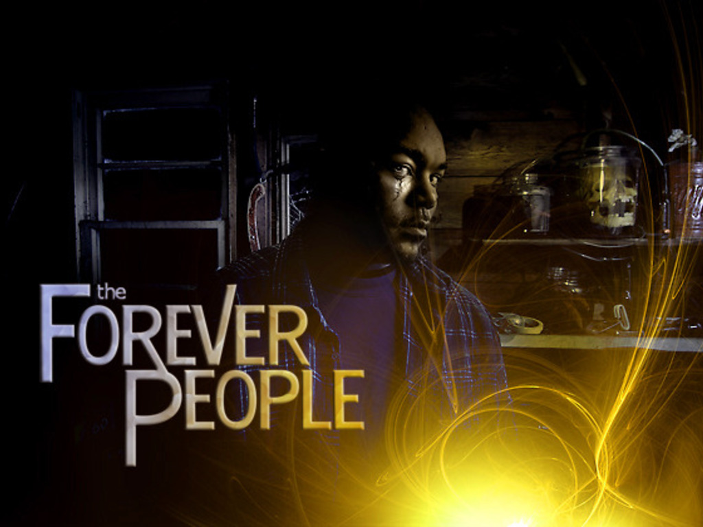 THE FOREVER PEOPLE - supernatural horror short film's video poster