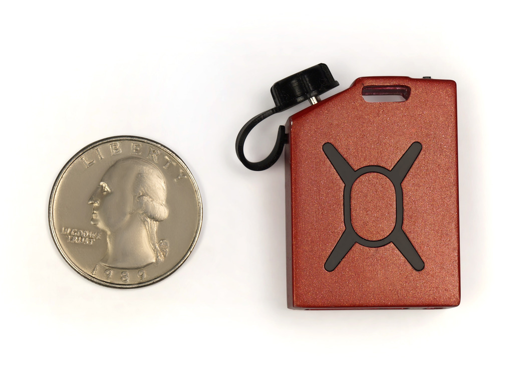 Fuel: The world's smallest cell phone charger's video poster