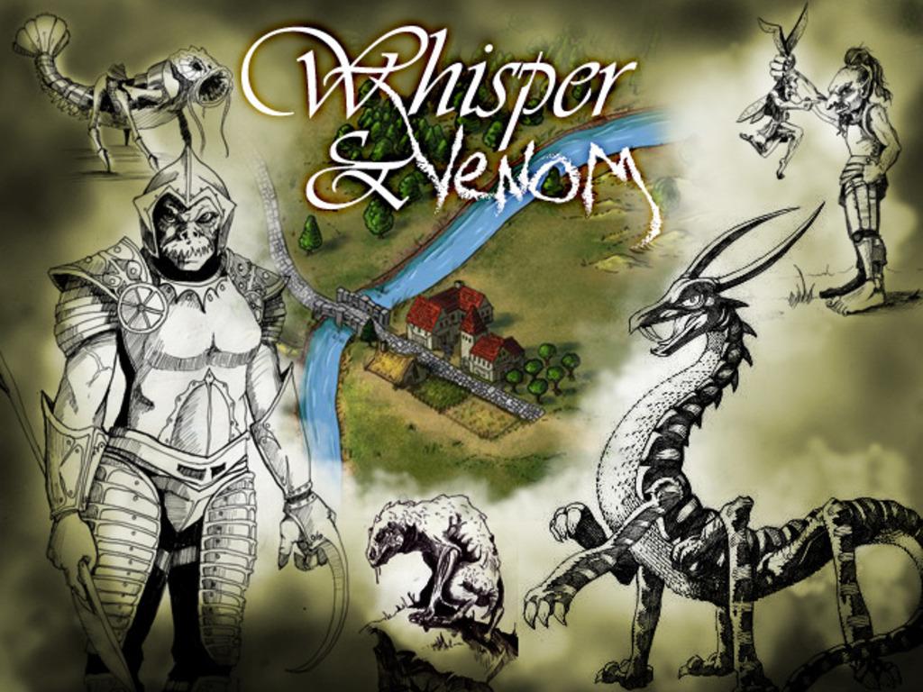Whisper & Venom: RPG Adventure Boxed Set with 28mm Minis's video poster