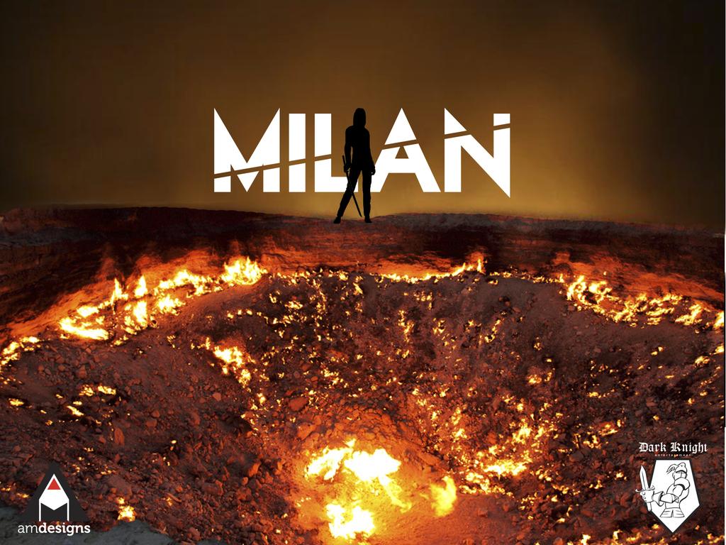 Milan-An animated supernatural series's video poster