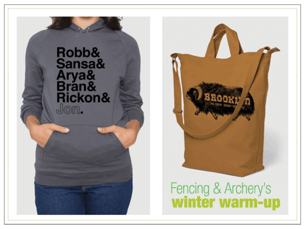 Fencing & Archery's Winter Warm-Up's video poster