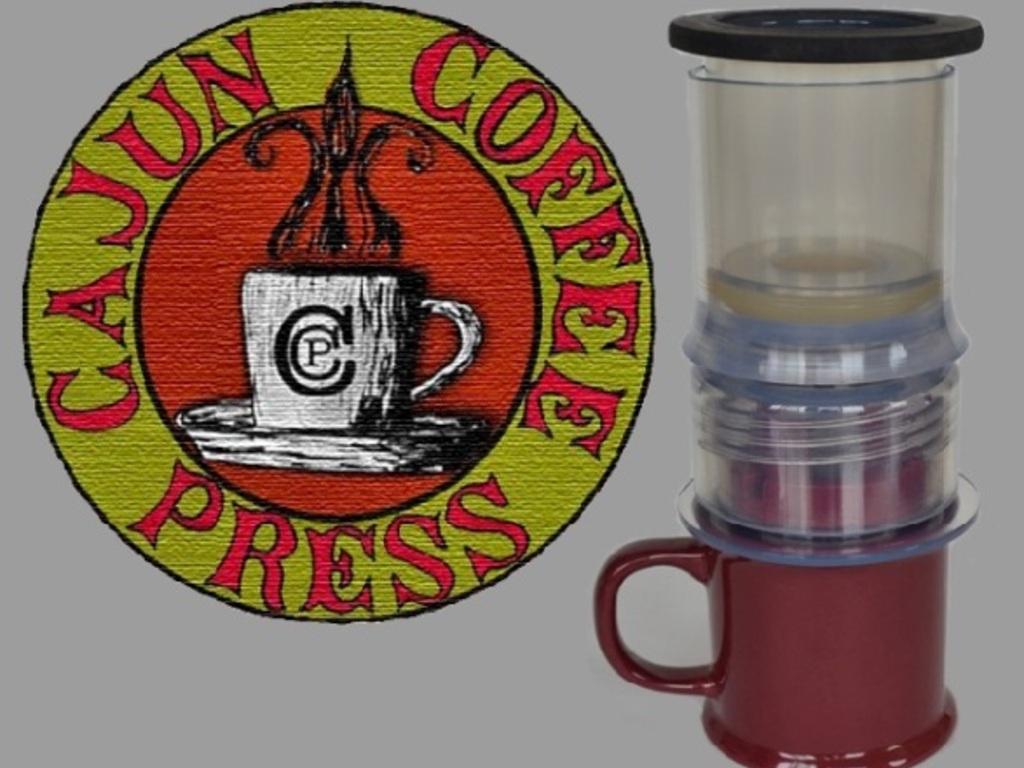 Cajun Coffee Press's video poster