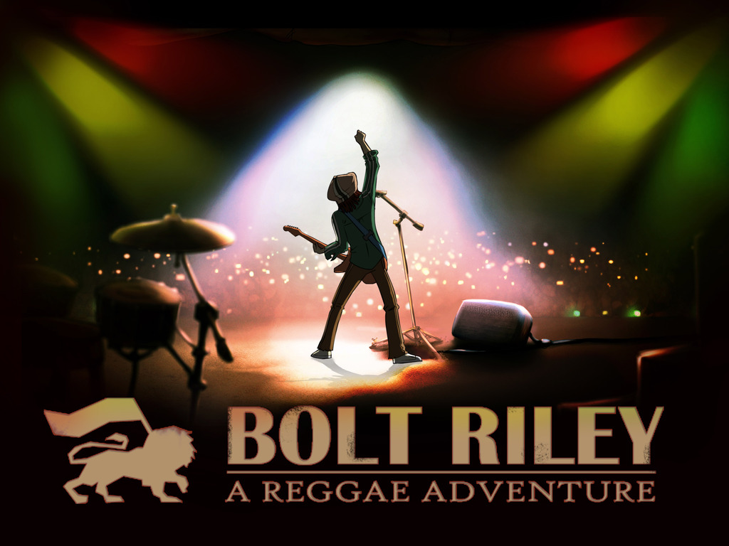Bolt Riley - A Reggae Adventure Game's video poster