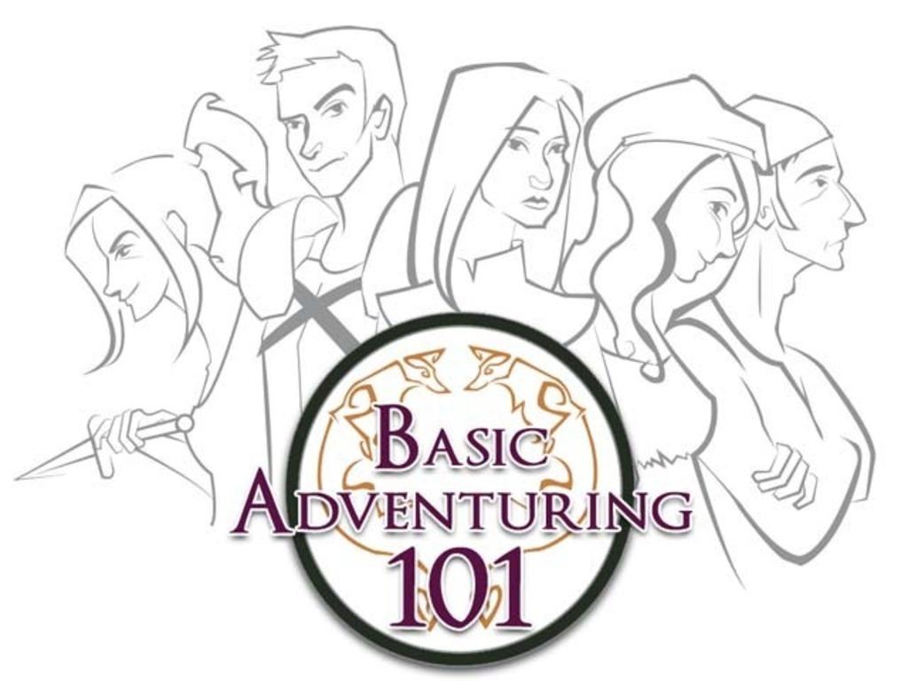 Basic Adventuring 101 LARP Webseries Pilot's video poster