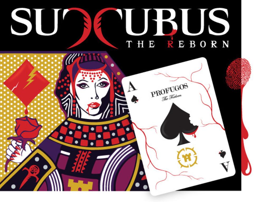 Succubus: The Reborn's video poster