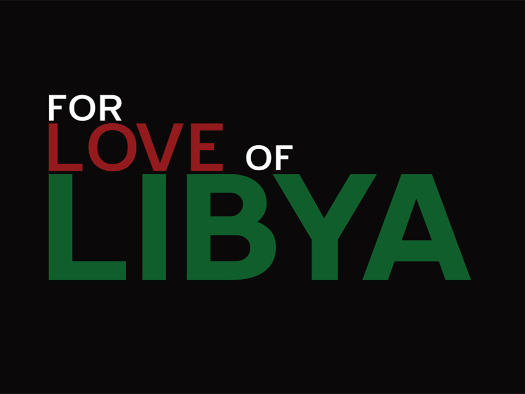 For Love of Libya's video poster