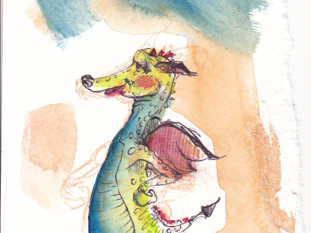 Kinley The Water Dragon's video poster