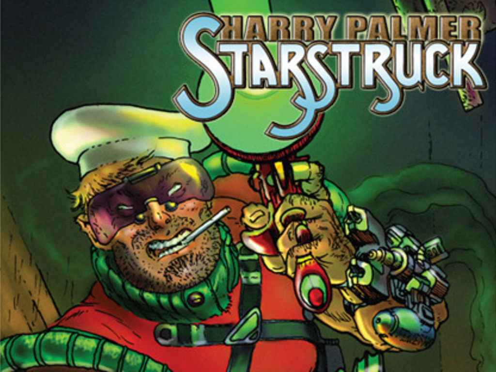 "Harry Palmer: Starstruck - or ""Old Proldiers Never Die""'s video poster"