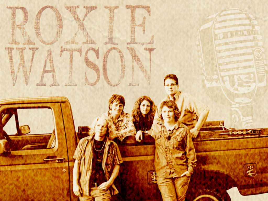 Roxie Watson's Second Full-Length Album's video poster