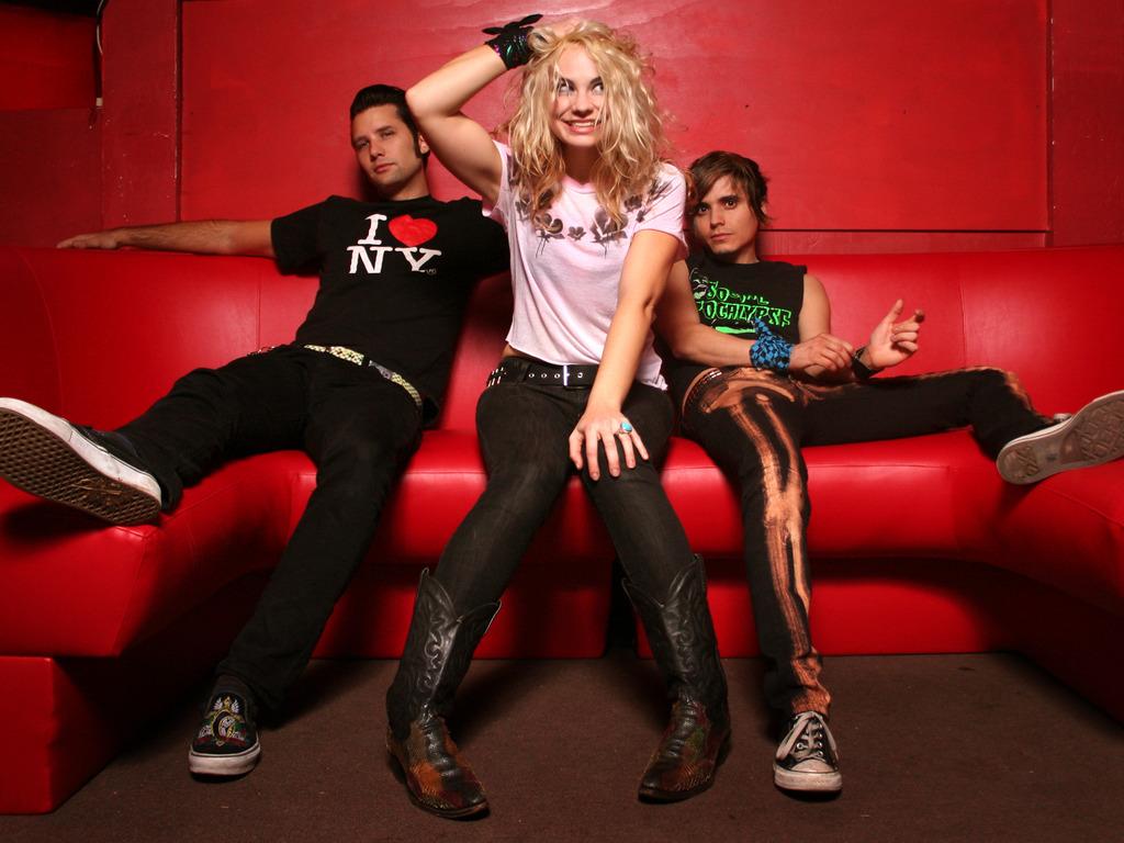 The Dollyrots :: New Full Length Album is GO!'s video poster