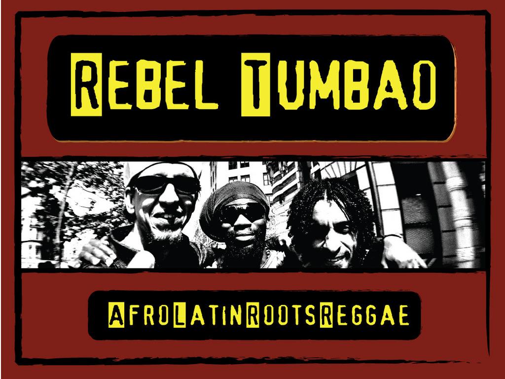 Rebel Tumbao: recording Afro-Latin-Roots-Reggae!'s video poster