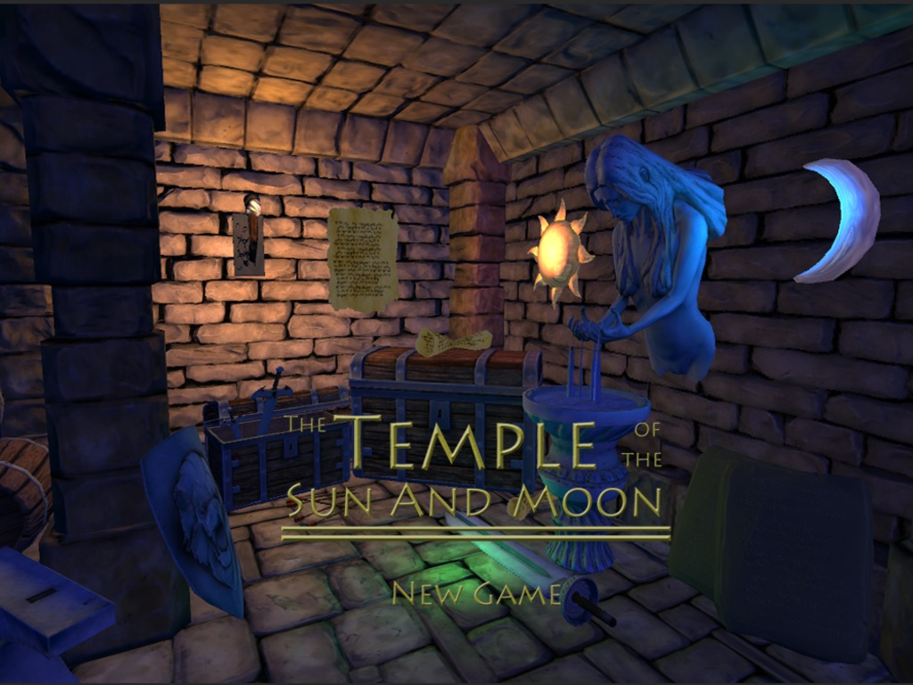 The Temple of the Sun and Moon's video poster