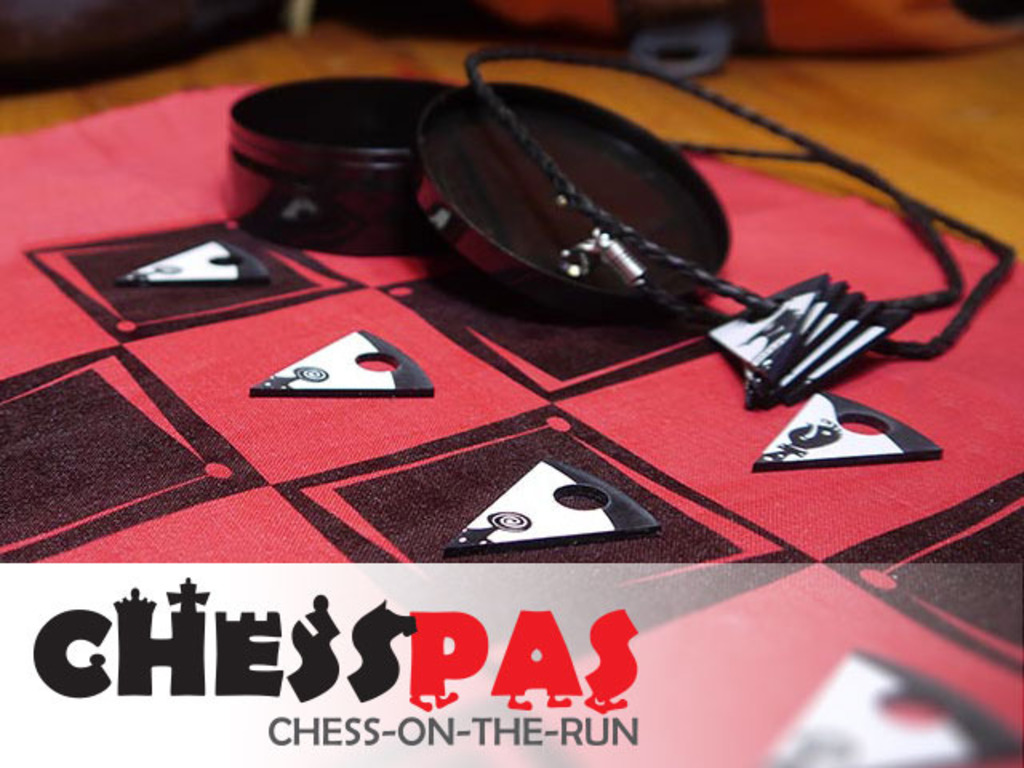Chesspas: Chess-On-The-Run's video poster