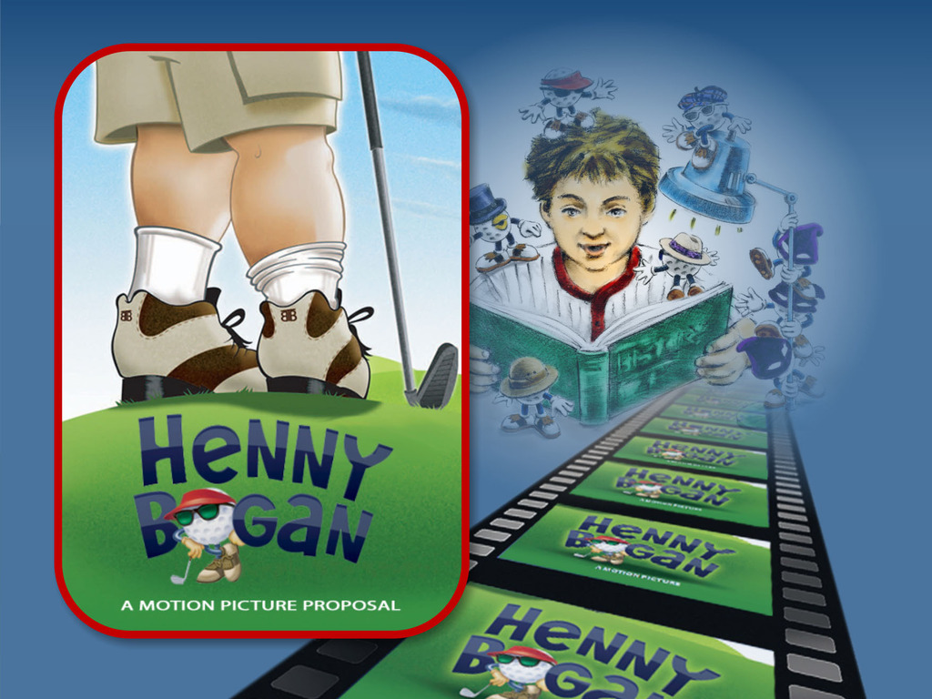"""Henny Bogan"" ...A Magical Story...'s video poster"