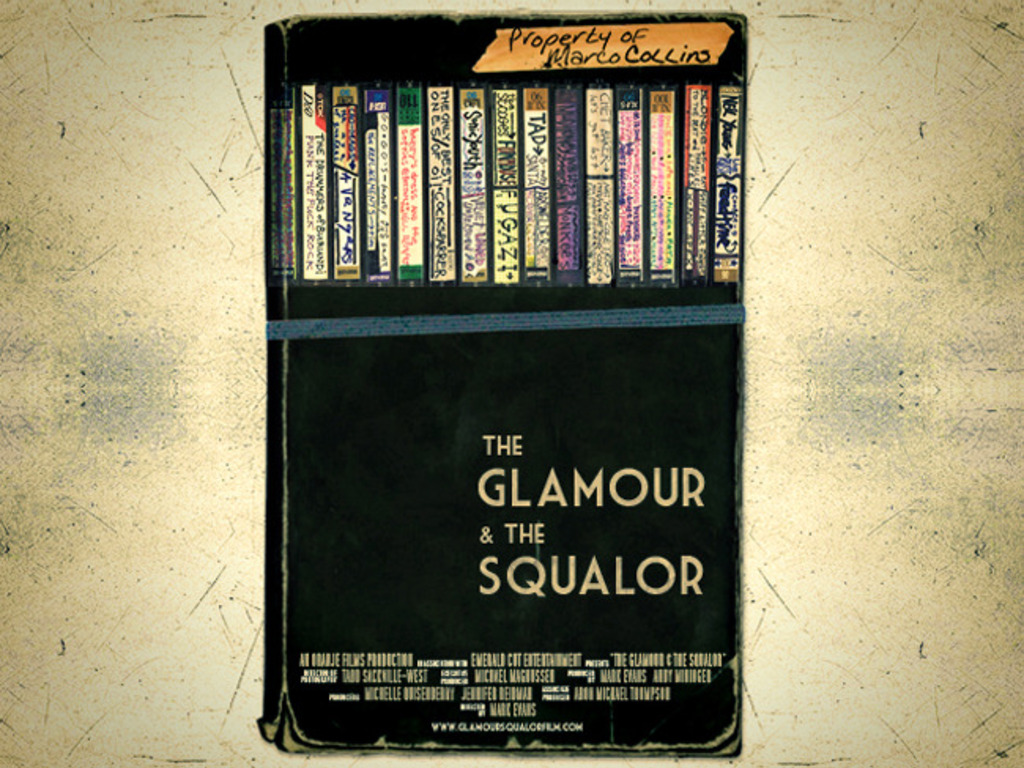 The Glamour & The Squalor / A Documentary Film's video poster