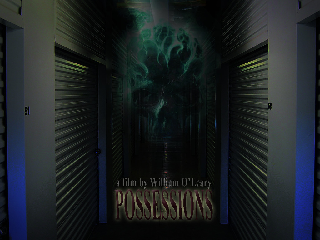 """Possessions""  IndieHorror Film directed by William O'Leary's video poster"