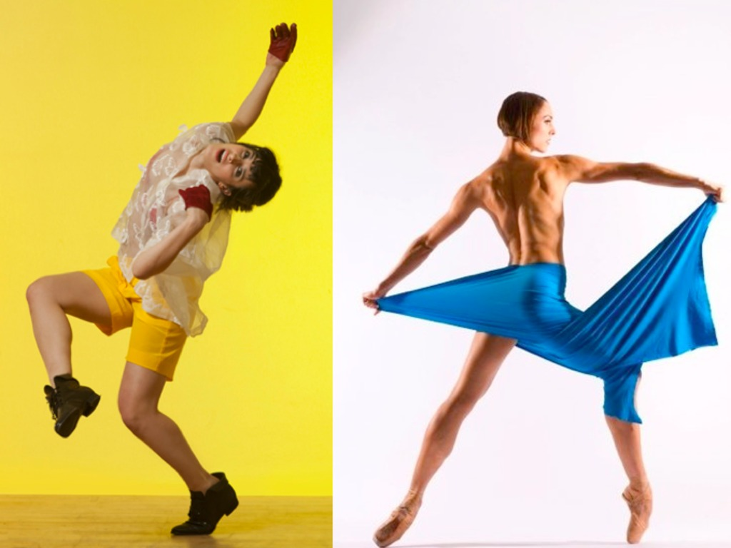 Radiohead Meets Bunhead: Ballet Redefined's video poster