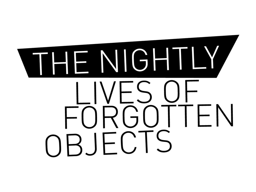 The Nightly Lives of Forgotten Objects's video poster