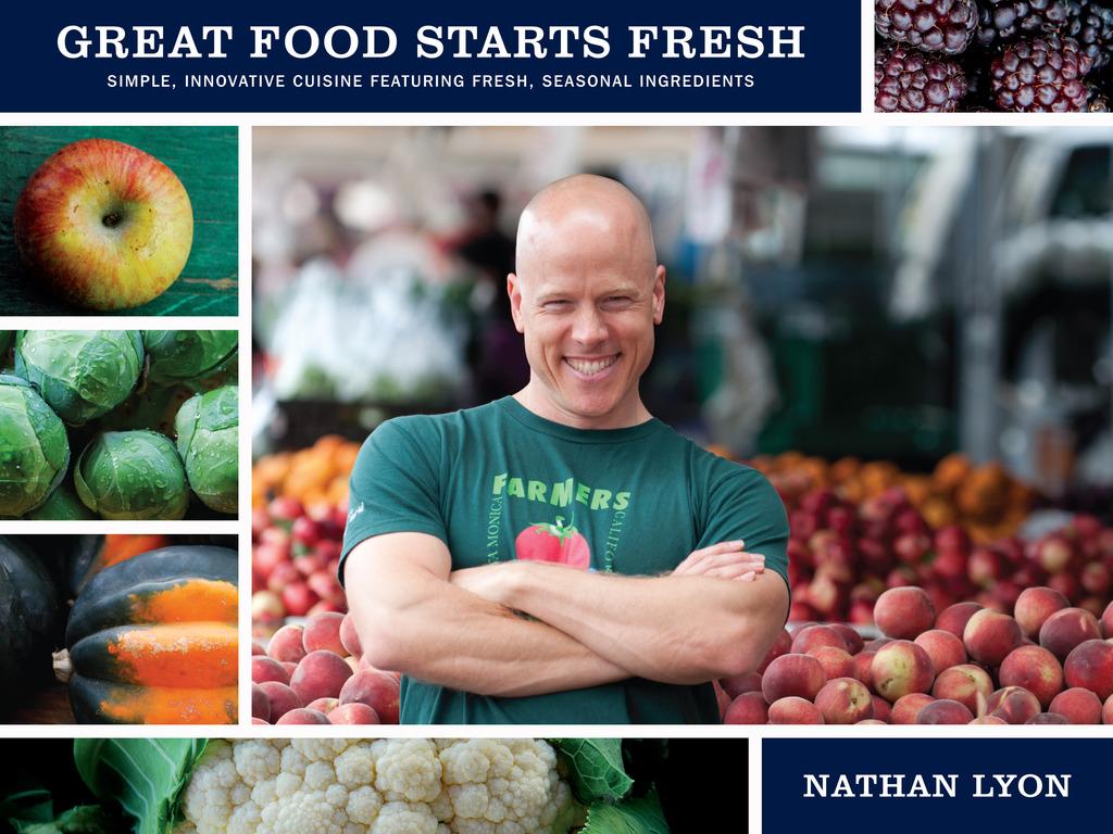Great Food Starts Fresh - A Seasonal Cookbook's video poster