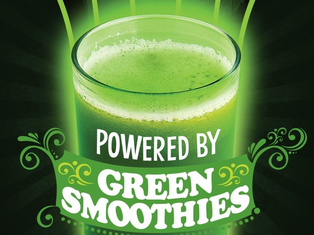Powered By Green Smoothies (feature film)'s video poster