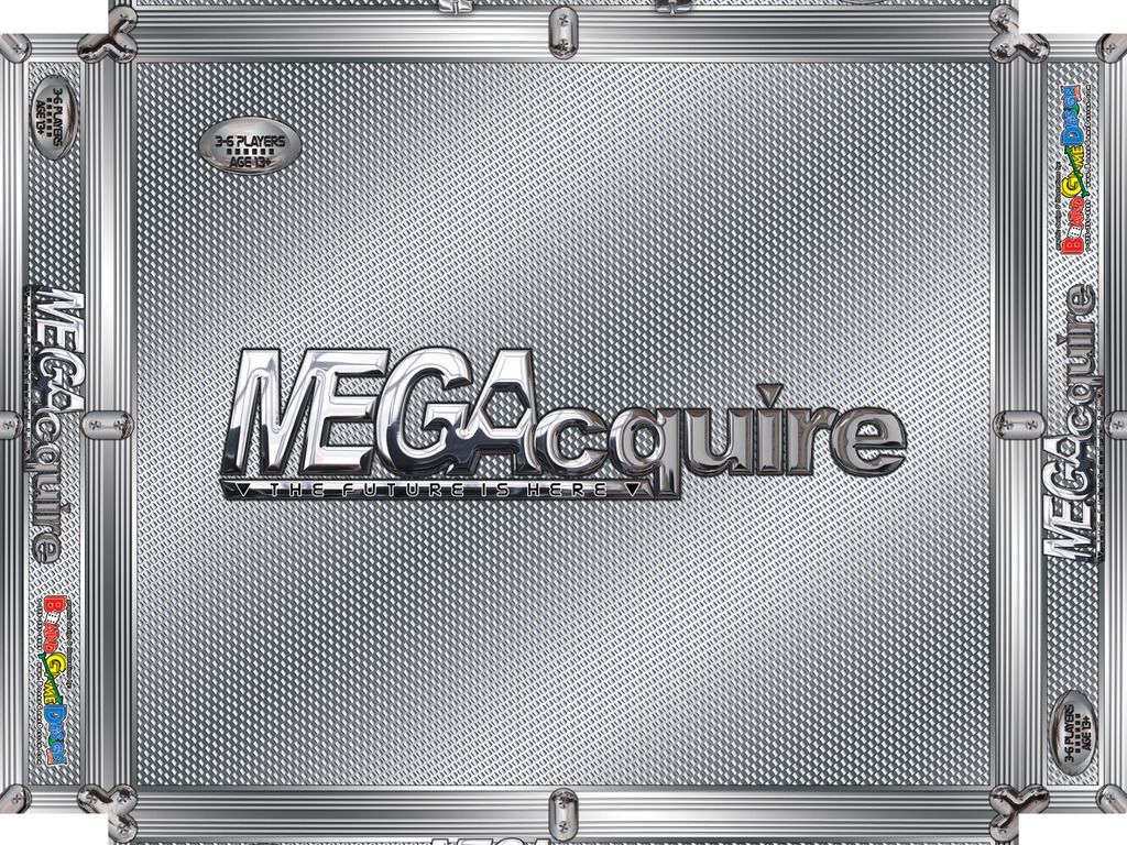 MEGAcquire - An Enhanced Adventure Into High Finance's video poster